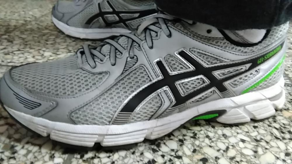 zapatillas de running hombre asics gel stormhawk